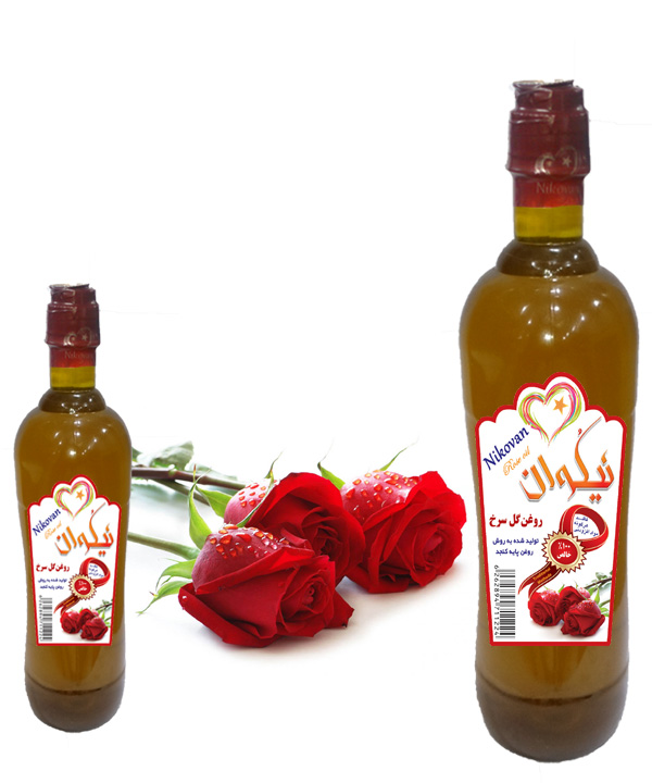 خواص روغن گل سرخ یا روغن گل رز